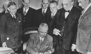 建国史话(199):美国影响力在二战后崛起